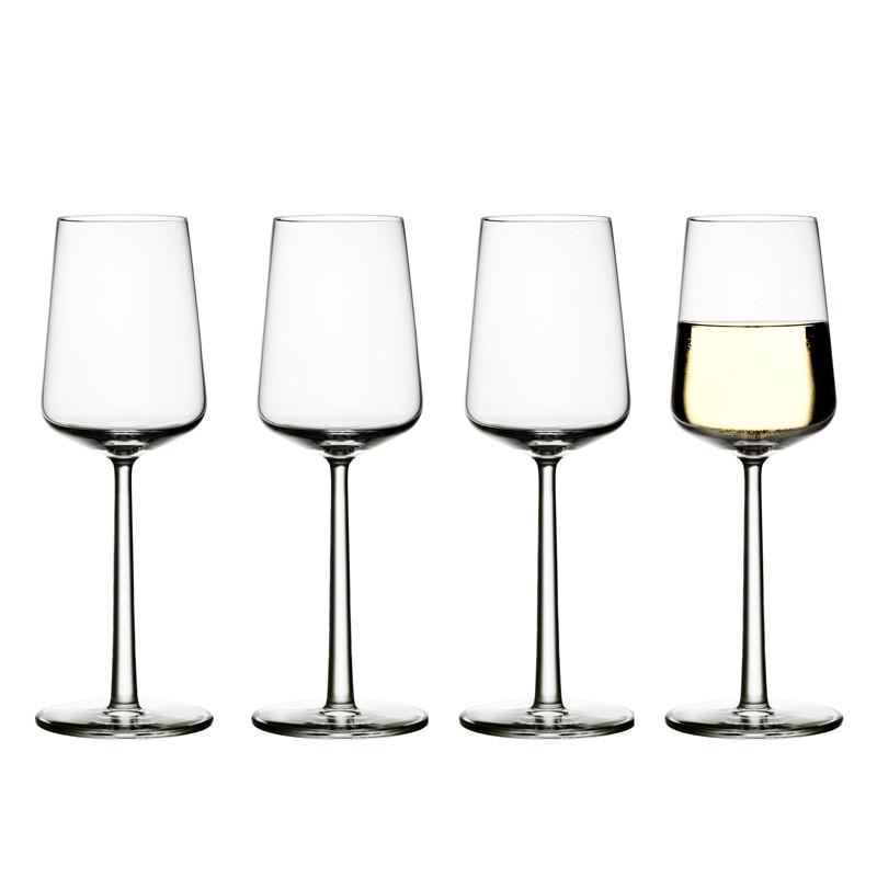 Essence vitvinsglas 4-pack